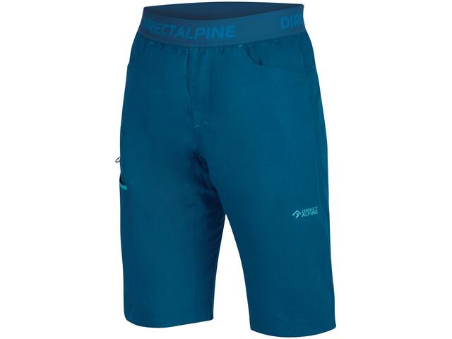 Directalpine Solo Spodnie krótkie Mężczyźni, petrol